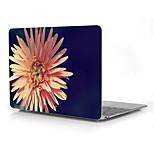 Bloom Flower Design Full-Body Protective Plastic Case for 12