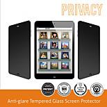 privacidad Protector de pantalla de cristal templado auspicios para el ipad 4
