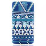 Stripe Pattern TPU Material Soft Phone Case for LG G3