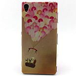 Balloon Pattern TPU Material Phone Case for Sony Xperia Z3/Z3Mini