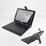 caso original stand de la cubierta del caso de cuero con el teclado para pipo tablet pc w8