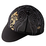XINTOWN Unisex Outdoor Sporting Caps Hats Cycling Sporting Cap Free Size Black and Yellow
