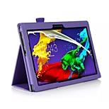 protettivo casi tablet cuoio della staffa casi custodia per scheda lenovo 2 a10-70f (10,1 pollici)