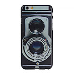 Camera  Pattern PC Phone Case For iPhone 6
