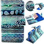 Ancient Figure Pattern with Card Bag Full Body Case for Sony Xperia Z3 Mini