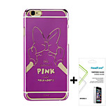 Disney Minnie Mirror Effect Cover Case for Iphone6 4.7