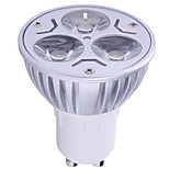 MORSEN® GU10 3*2W 350-400LM Support Dimmable Light LED Spot Bulb