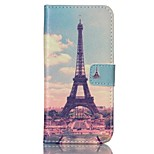 Special Design 3D Pattern PU Leather Full Body Case with Stand for Samsung Galaxy S6/S6 edge