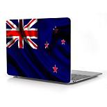 New Zealand Flag Design Full-Body Protective Plastic Case for 12