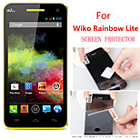 High Definition Screen Protector Flim for Wiko Rainbow Lite