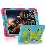 Ipad3 air case silica gel set ipadair5 protect shell package all three ipadair2 cases support the device / 3/4