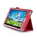 Protective Tablet Cases Leather Cases Bracket Holster for Acer Iconia One 8(B1-810)  8 inches