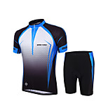 Basecamp UV protection Cycling Jersey Sets Ciclismo Short Sleeve Suit 2 Color BC-524