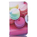 motif couleur de hambourg cuir PU double face cas de téléphone pour galaxie S5 / S6 / s3 mini-/ mini mini bord s5 / S4 / S6