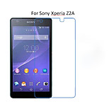 5PCS HD Clear Transparent Screen Protector Film For Sony Xperia Z2A