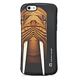 Sea Lion  Pattern PC + TPU Drop Resistance  Phone Shell For iPhone 6