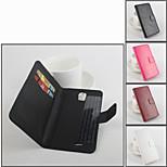 Flip Leather Magnetic Protective Case For Intex Aqua Life ii (Cloud M5 ii 2)(Assorted Colors)