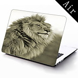 The Lion Design Full-Body Protective Case for 11-inch/13-inch New MacBook Air