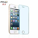 Pinli  9H 2.5D 0.3mm Real Anti Blue Light Eyes Care Tempered Glass Screen Protector for Iphone 5/5S/5C