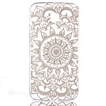 Sunflower Pattern Pierced Hard Back Case for Motorola G2