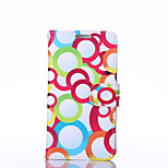 Bubble Pattern PU Leather Full Body Case with Stand for LG G3