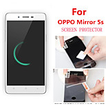 High Definition Screen Protector Flim for OPPO Mirror 5s