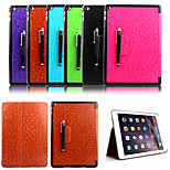 KARZEA™ PU Leather Fashion Case with Stand for iPad Air2 / iPad6 (Assorted Color)