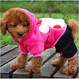 ABPET Lovely Dog's Honey Bear All Match Suit
