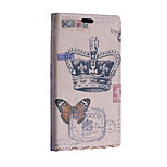 Crown Pattern Full Body Case for Microsoft Lumia 640