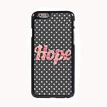 Hope Design Aluminum Hard Case for iPhone 6