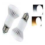 2 pcs Ding Yao E14 12W 40LED SMD 5730 1000-1050LM Warm White/Cool White Globe Bulbs AC 85-265V