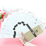 Cartoon Letter Paper Set(6 Paper 3 Envelopes)