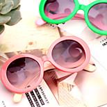 Kids 's Foldable Round Sunglasses