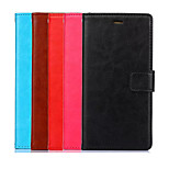 Pajiatu PU Leather Wallet Style Phone Case Cover with Card Slot for Huawei Honor 7 (Assorted Colors)