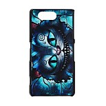 Owl Pattern PC Material Phone Case for Sony Z3 Mini