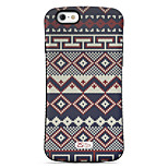 Weave  Pattern PC + TPU Drop Resistance  Phone Shell For iPhone 6