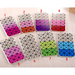 New Three Color Gradient TPU Cases for iPhone 5/5S (Assorted Colors)