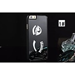 Tide Brand Mirror Back Cover Polycarbonate Protective Shell for iPhone 6 Plus