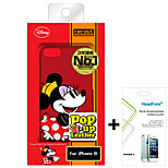 Disney Minnie Mouse Cover Case for Iphone6 4.7