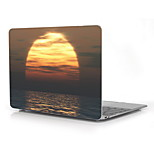 Sunset Sea Design Full-Body Protective Plastic Case for 12