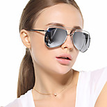 Women 's 100% UV400 Aviator Sunglasses