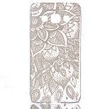 삼성 갤럭시 A3에 대한 중공 꽃 패턴 PC 하드 케이스