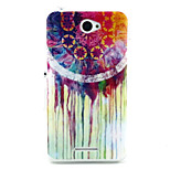 Wind chime  Pattern TPU Soft Case for Sony E4