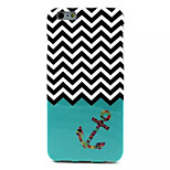 Wavy Pattern TPU Soft Case for iPhone 6 Plus