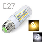 1 pcs Ding Yao E14/G9/E27 15W 56LED SMD 5730 600-700LM Warm White/Cool White Corn Bulbs AC 220-240V