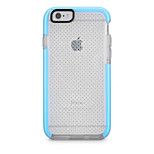 Sports Style Basketball Grain Mesh Solid Frame D3O Material Case for iPhone 6