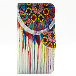 Dream Catcher Pattern PU Leahter Full Body Case with Card Slot for Microsoft Lumia 640