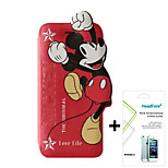Disney Mickey Jumping Cover Case for Iphone6 4.7