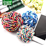 Belfor Pet Supplies Cotton Rope (Random Color)