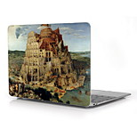 Famous Paintings Art World Design Full-Body Protective Plastic Case for 12 Inch The New Macbook with Retina Display